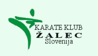 e-Karate.si - 2. Pokalna tekma KZS - Organizator : Karate Klub Žalec